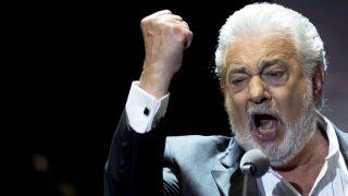 Plácido Domingo. (Foto: AFP)