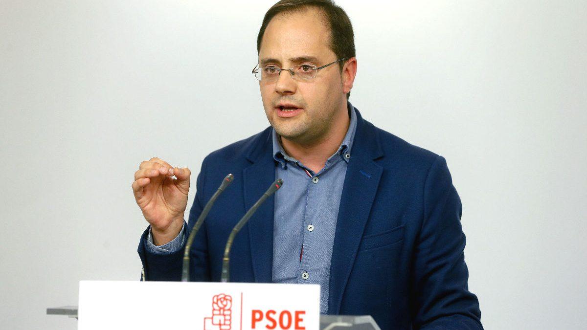 César Luena en una imagen de 2015 (Foto: Efe).