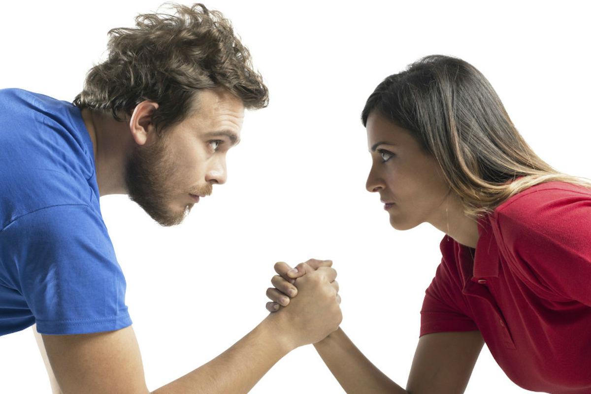 Los problemas entre compañeros deben ser resueltos. (Foto: Getty/iStock)