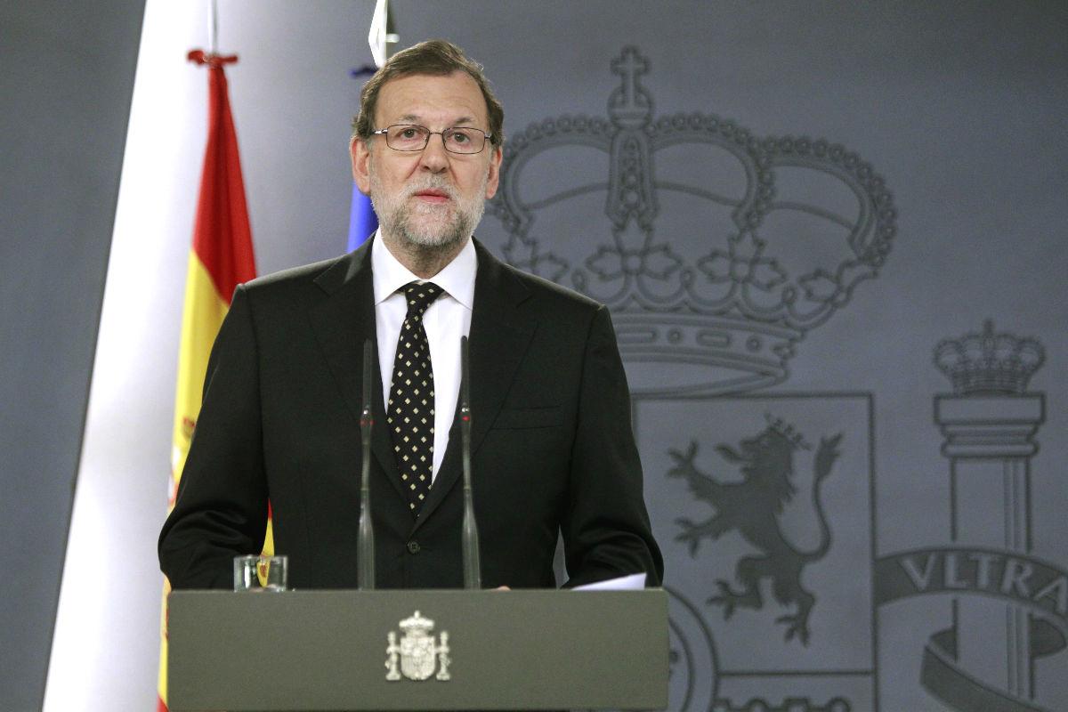 El presidente del Gobierno en funciones, Mariano Rajoy. (Foto: EFE)