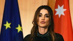 Rania de Jordania. (Foto: AFP)