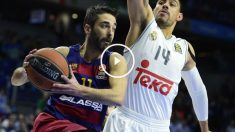 El Real Madrid y el Barcelona se evitan hasta la final. (AFP)