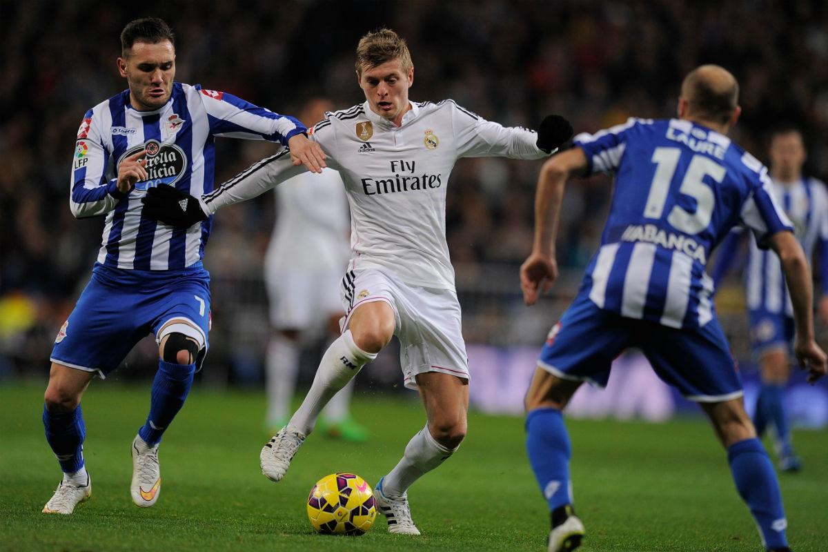 Horario y canal de televisión del Real Madrid Vs Deportivo