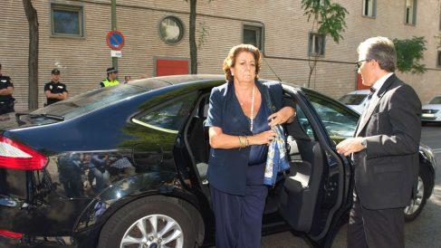 La ex alcaldesa de Valencia Rita Barberá. (Foto: Getty)