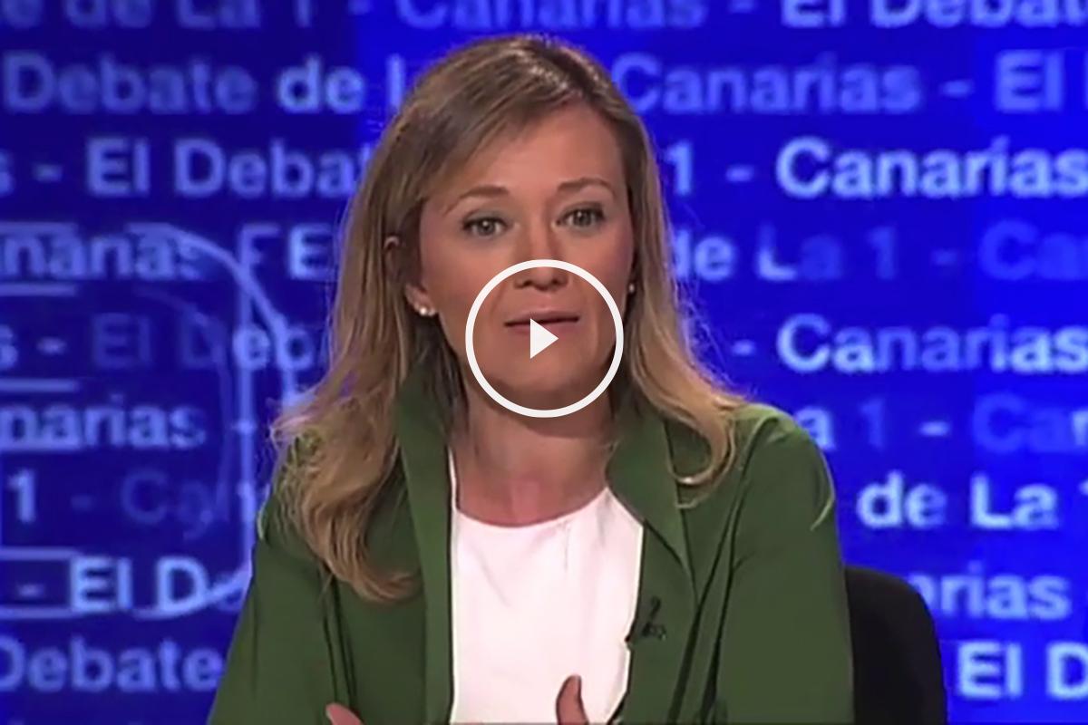 Victoria Rosell, diputada de Podemos.