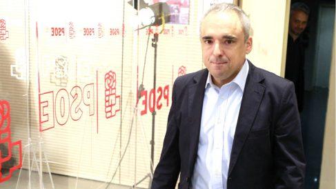 El diputado socialista Rafael Simancas (Foto: Efe).