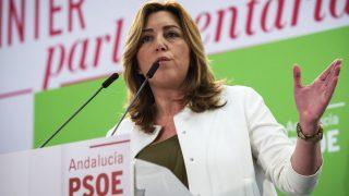 La presidenta de Andalucía Susana Díaz (Foto: Efe).