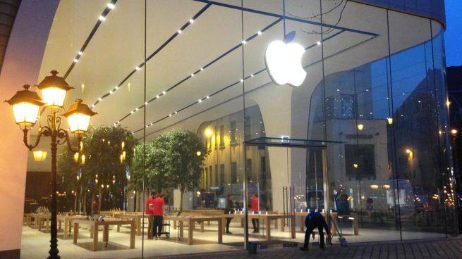 Apple-Bruselas