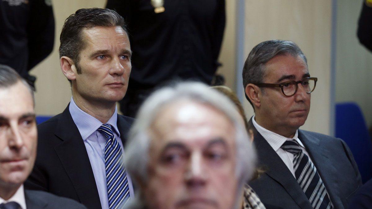 Caso Nóos: Iñaki Urdangarin y Diego Torres. (Foto: EFE) | Sentencia Urdangarin: Última hora en directo