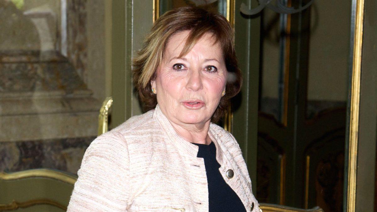 La ex vicepresidenta primera del Congreso, Celia Villalobos (Foto: Getty)