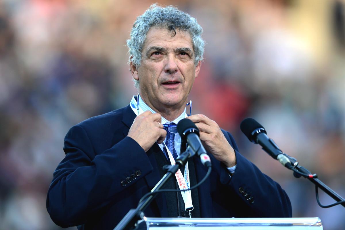 Ángel María Villar, presidente de la RFEF. (AFP)