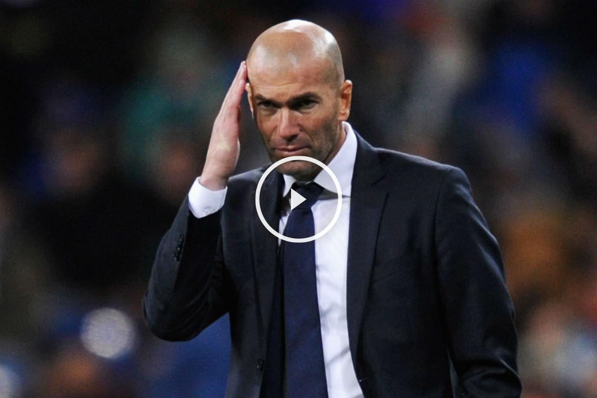 El Real Madrid marcó dos goles a balón parado contra el Deportivo. (Getty)