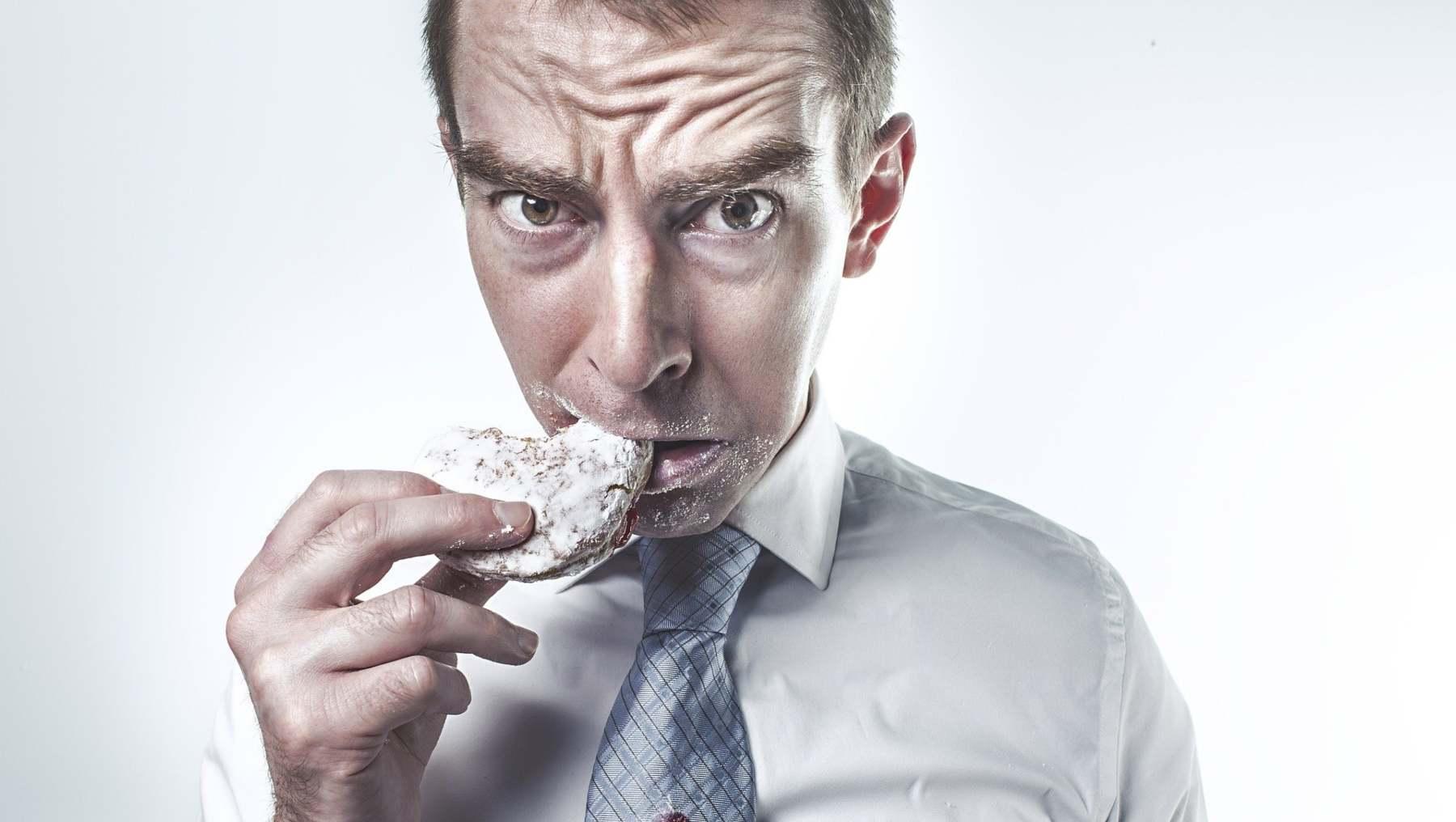 Persona sin comer