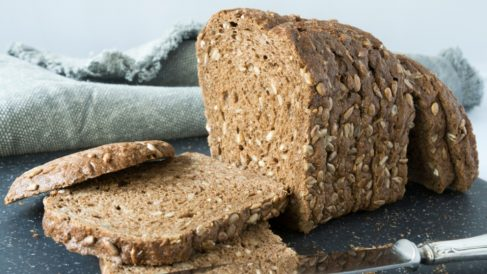 Receta de pan de pipas casero sin gluten
