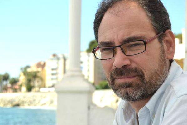 El diputado de Podemos por Málaga y ex presidente de la Fundación CEPS Alberto Montero
