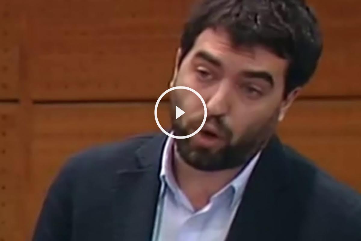 Nueva trifulca en la Asamblea de Madrid