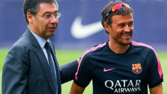 El año que viene el Barcelona irá sin sponsor principal. (Getty)