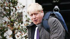 Boris Johnson, frente al 10 de Downing Street (Foto: Reuters)