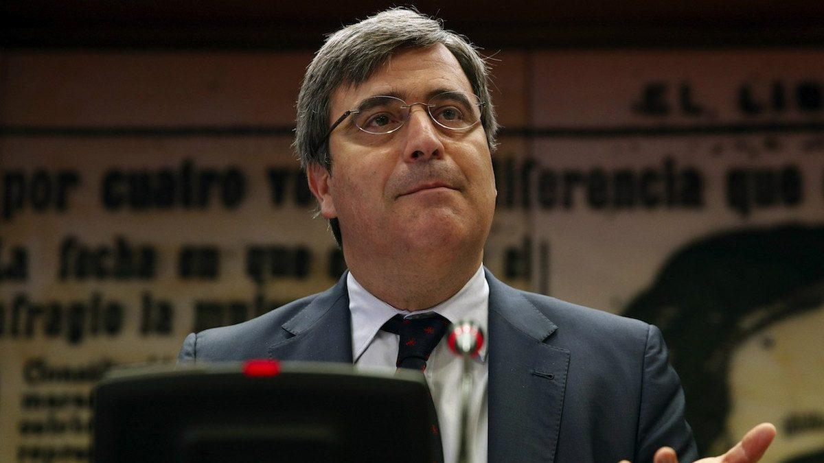 Miguel Cardenal, presidente del CSD y Secretario de Estado en funciones.