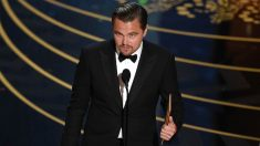 Leonardo DiCaprio, Oscar al mejor actor (Foto: Getty)