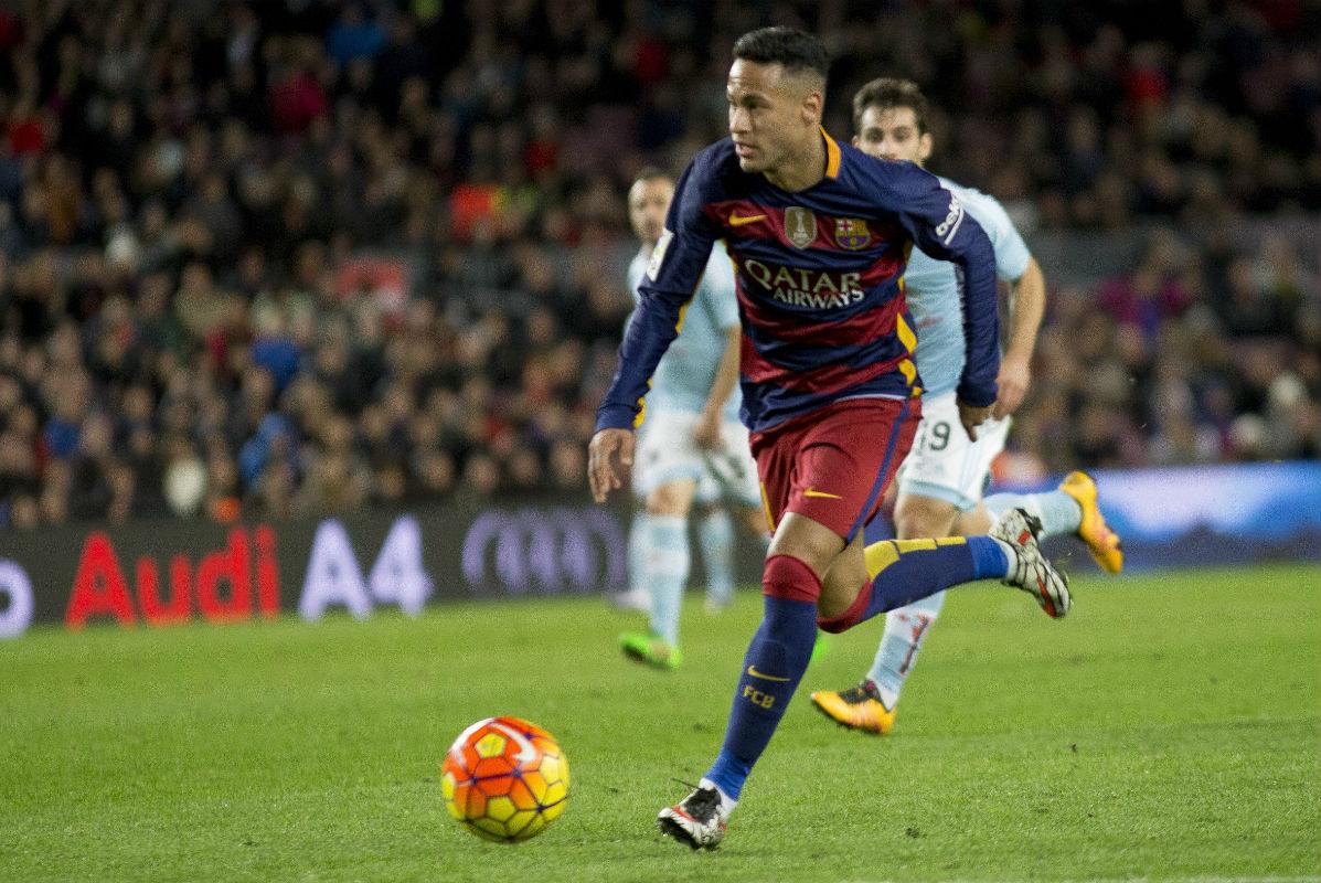 Neymar- Celta de Vigo