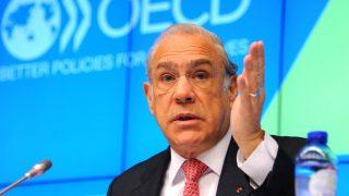 El secretario general de la OCDE, José Ángel Gurría (Foto: GETTY).