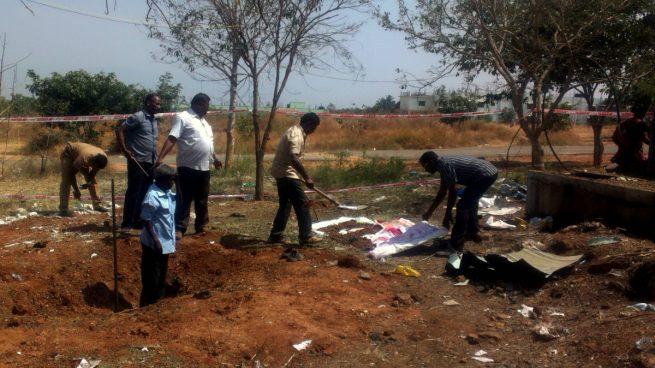 Científicos en India investigan la primera muerte por meteorito desde 1825