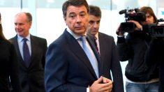 El ex presidente de la Comunidad de Madrid Ignacio González (Foto: EFE)