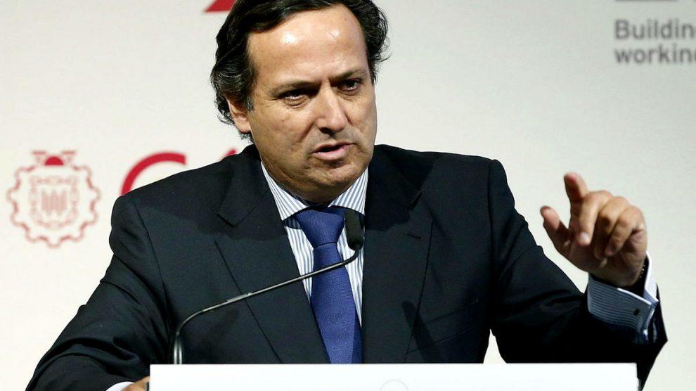 El presidente de CEIM, Juan Pablo Lazaro. (Foto: EFE)