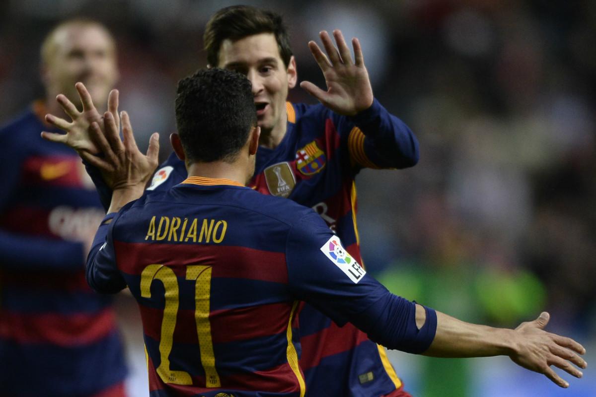 Messi vive un gran momento de forma con el Barcelona. (AFP)