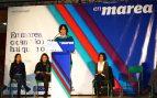 En Marea calla y se remite a las explicaciones de su diputada identificada por la Policía por vandalismo