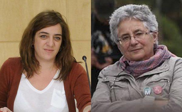 Mayer y Galcerán: ellas trajeron a los titiriteros proetarras