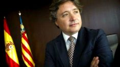 Luis Santamaría, diputado de Les Corts valencianas (Foto: Twitter)