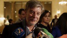 Pedro Santisteve, alcalde de Zaragoza. (Foto: Efe)