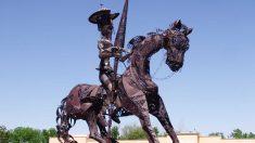Don Quijote de la Mancha (Wikicommons)
