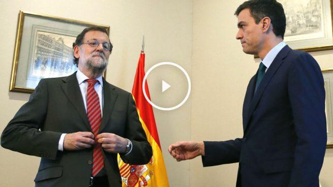Rajoy ya tiene el borrador de su intervención en la investidura de Sánchez