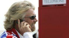 El fundador de Virgin, Richard Branson (Foto: GETTY).
