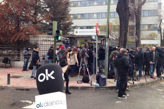 OKDIARIO está presente en el juicio a la edil de Ahora Madrid Rita Maestre