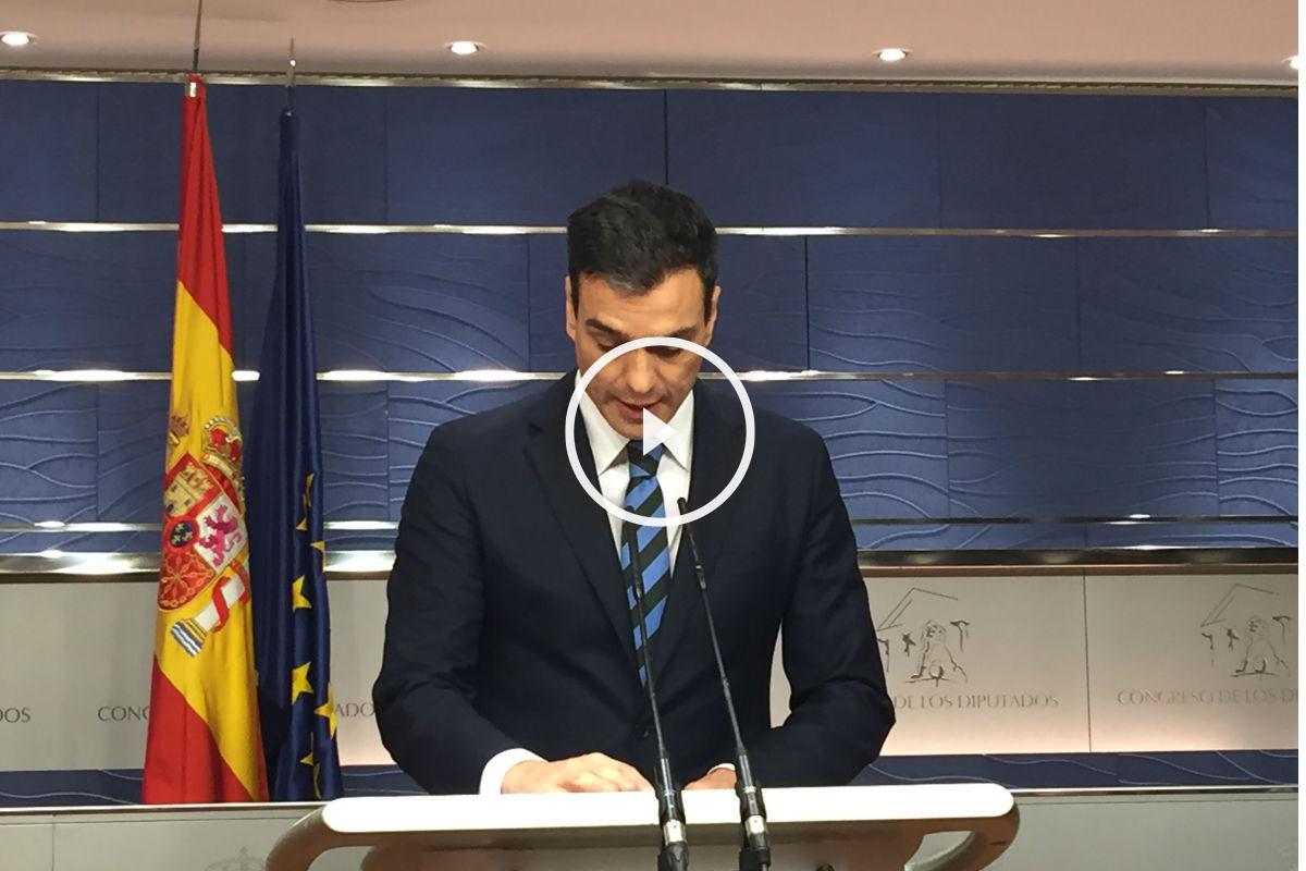 Sánchez declaraciones play
