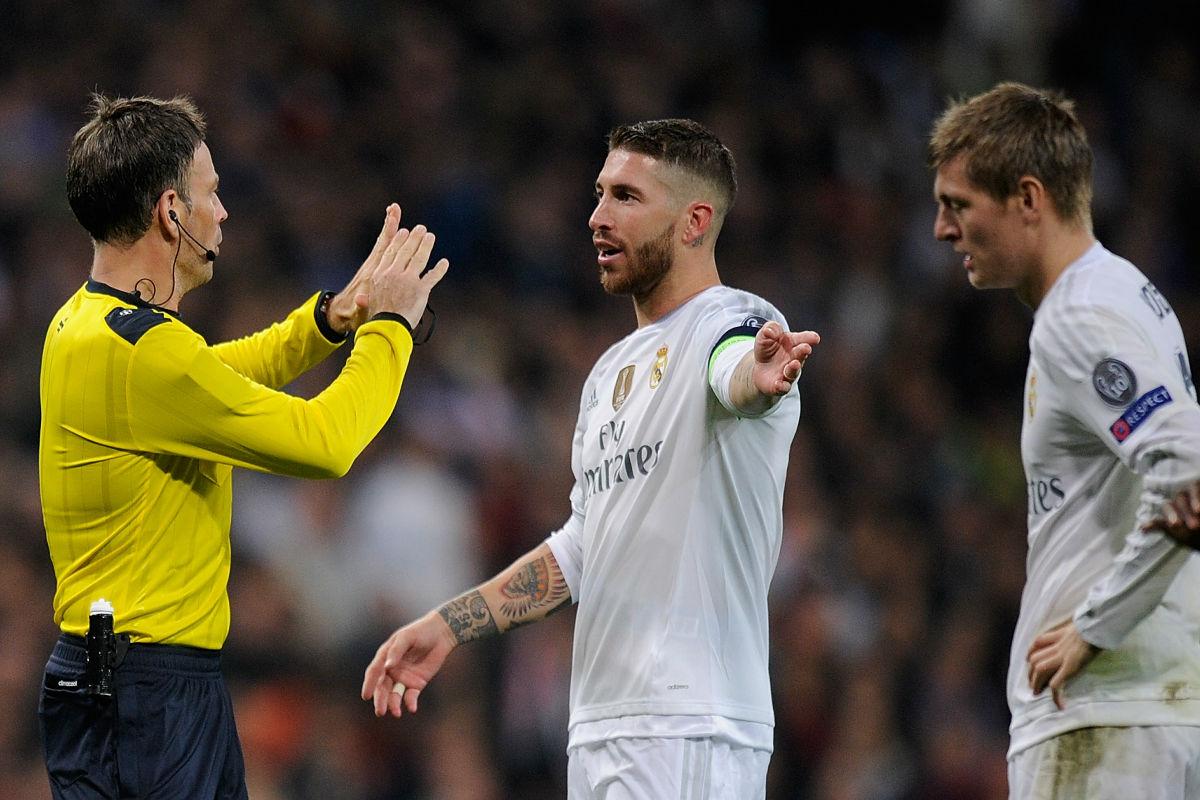 Sergio Ramos vuelve a mostrar su mejor versión. (Getty)