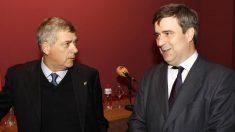 Villar y Cardenal, en un evento. (Europa Press)