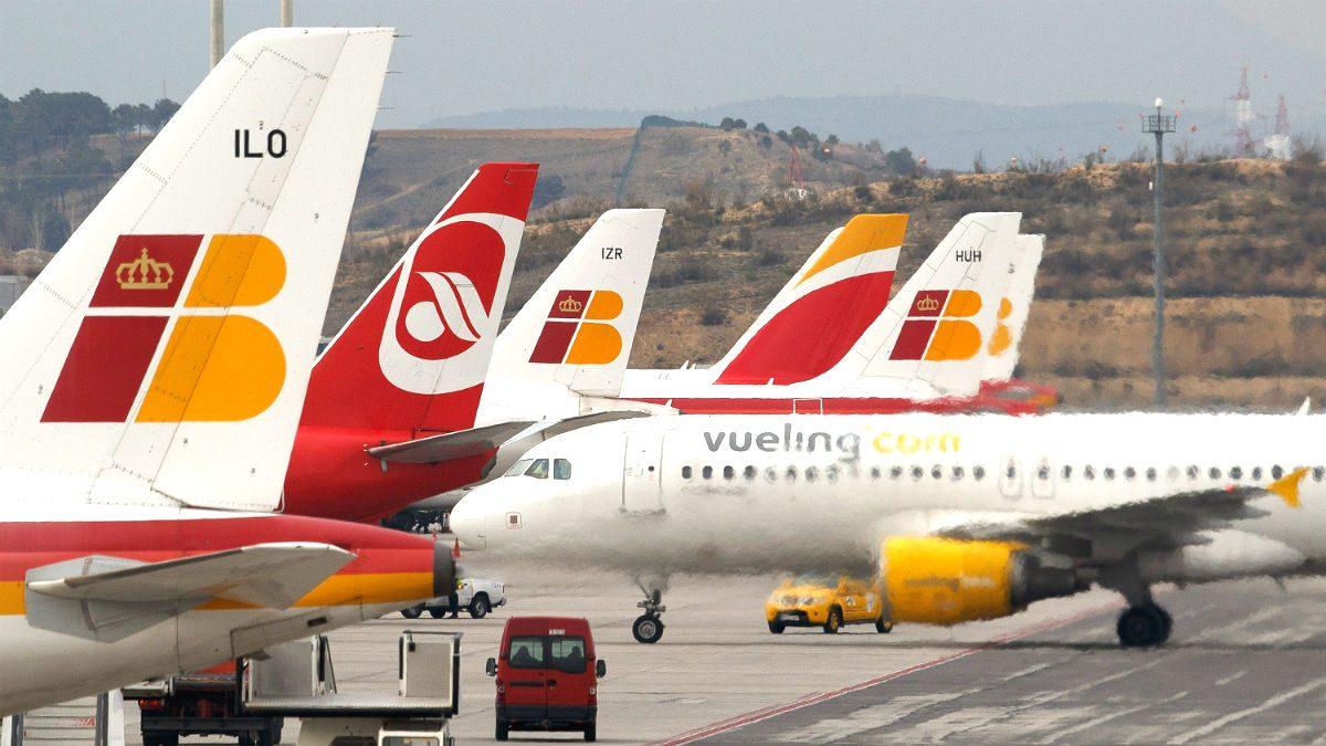 Resultado de imagen para Aeropuerto Barcelona Iberia
