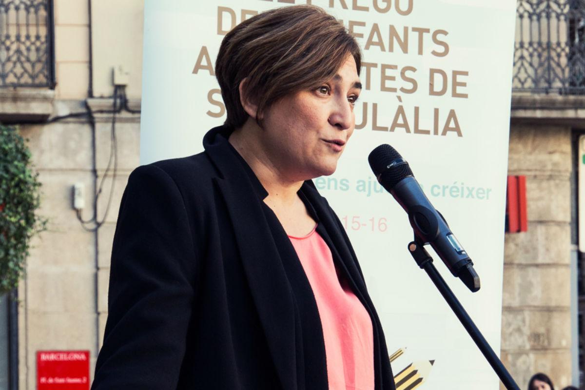 Ada Colau (Foto: AYUNTAMIENTO DE BARCELONA).
