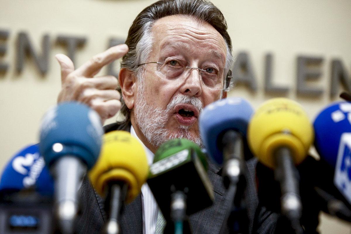 Alfonso Grau. (Foto: EFE)