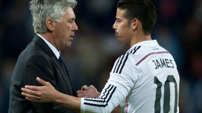 James-Rodríguez-Carlo-Ancelotti