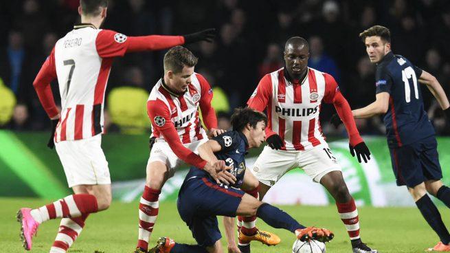 Atlético-Óliver-Torres-PSV