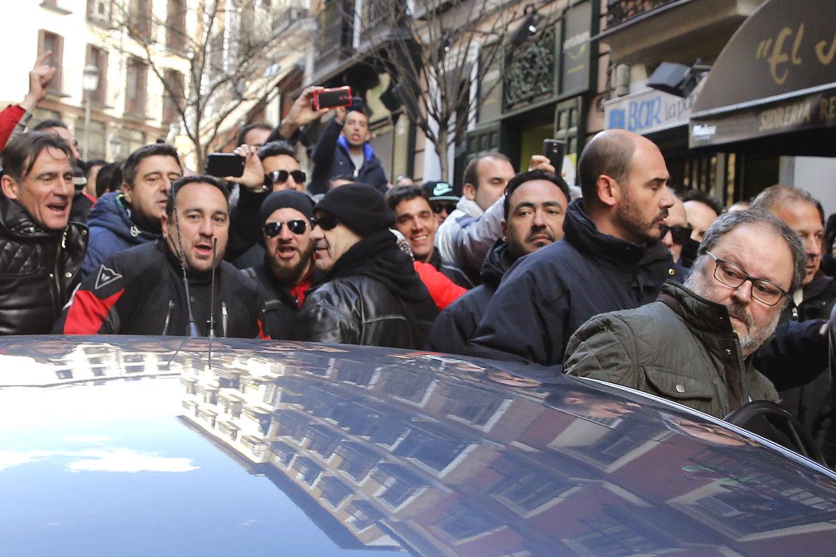 El concejal de Salud, Seguridad y Emergencias de Madrid, Javier Barbero (Foto: Efe)