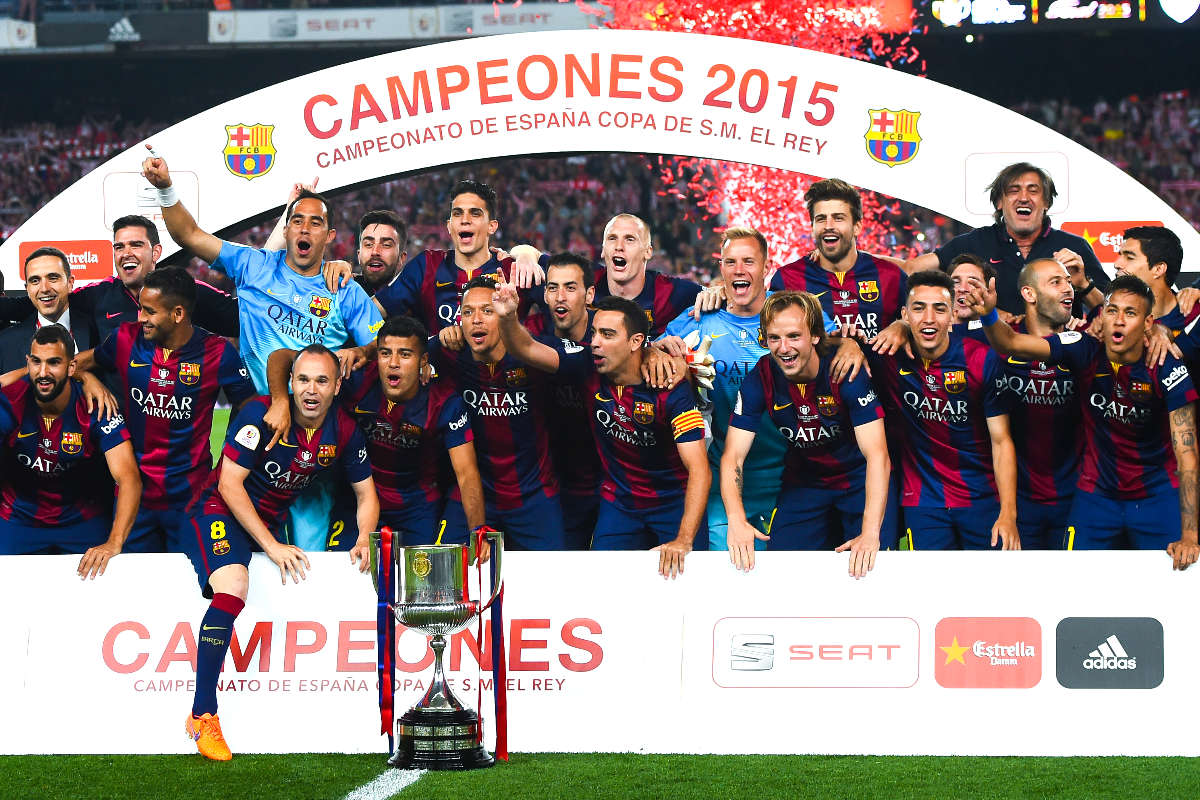 El Barcelona defenderá título en el Calderón. (Getty)
