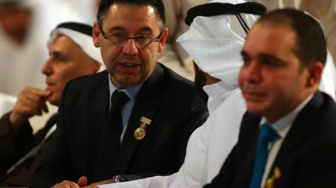 Los emisarios del Barça no fueron recibidos en su último viaje a Qatar 0b9bdfbcfeb