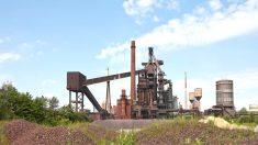 Planta de ArcelorMittal en la ciudad alemana de Bremen. (Foto: ArcelorMittal)